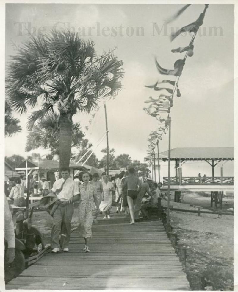 Folly Beach Boardwalk