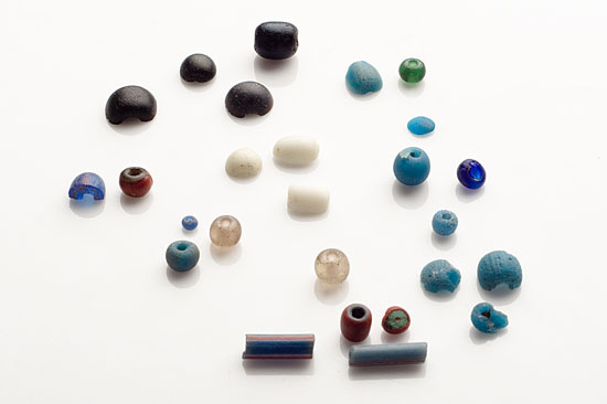 The Charleston Museum News And Events Glass Trade Beads From The 17th Century