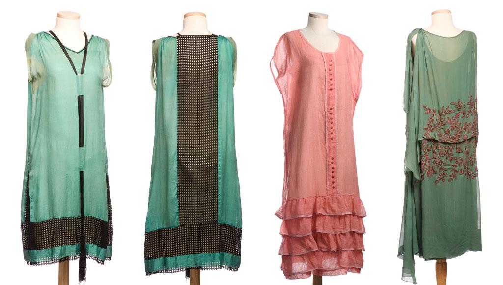 Dress 1920s fashion