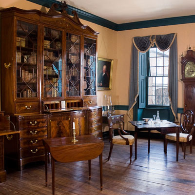 Perfect Exclusive Furniture Tour: The Heyward Washington House