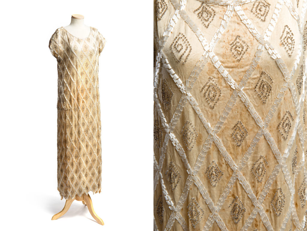 The Charleston Museum   News and Events » 1920s Wedding Dresses