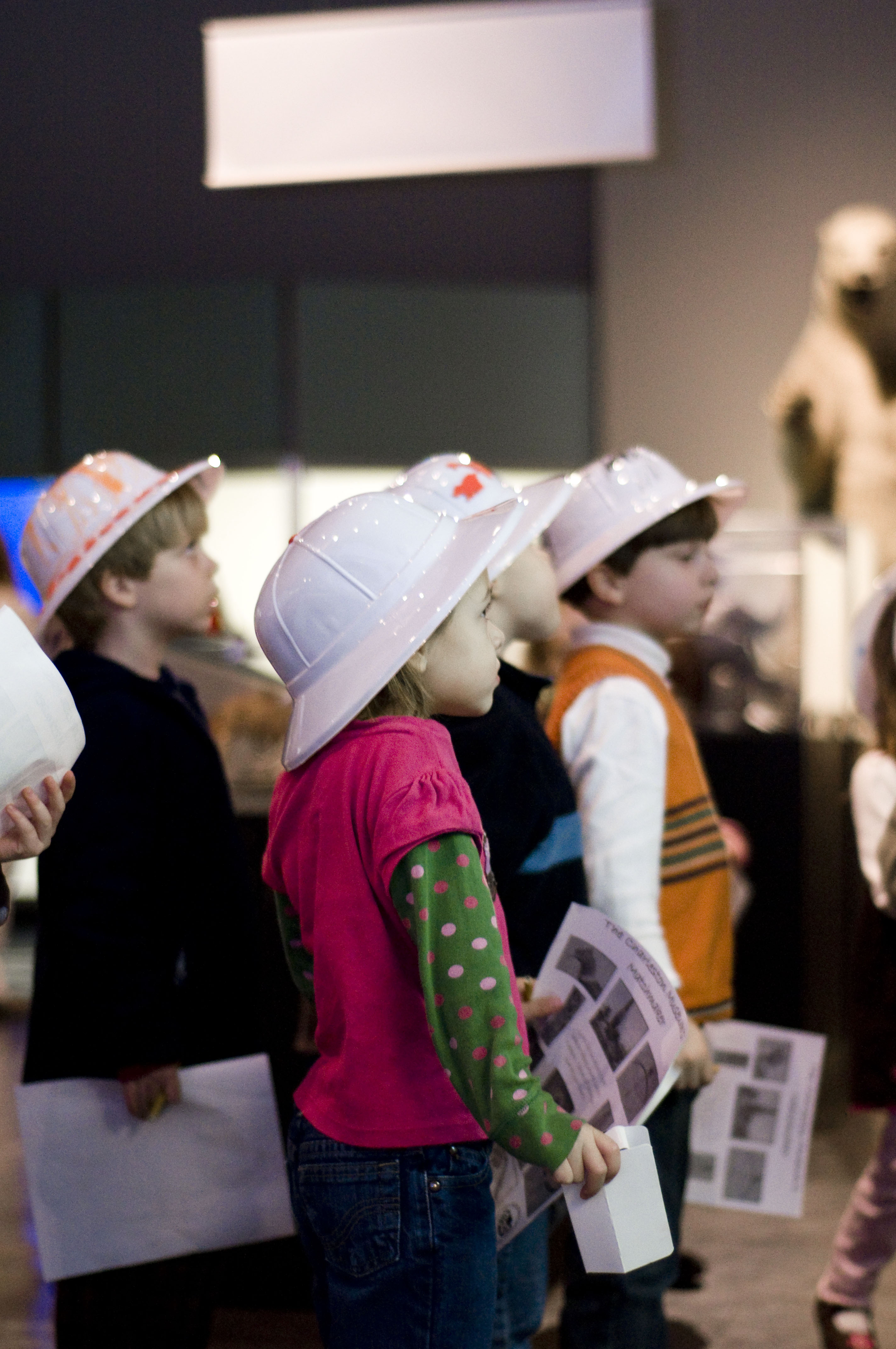 The Charleston Museum's Summer Camps - Ages 6-11