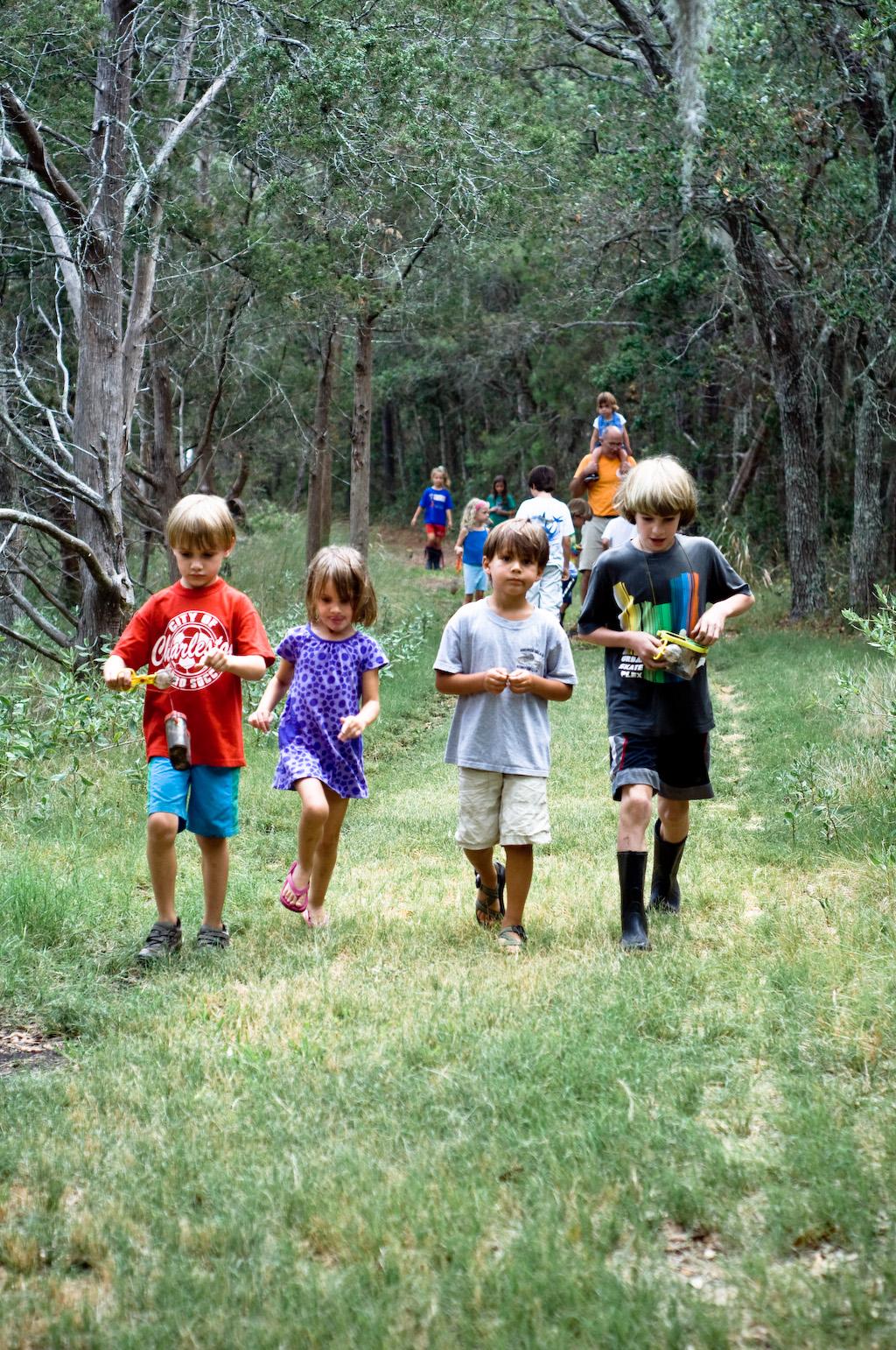 Nature Trailers Fall Fun Camp