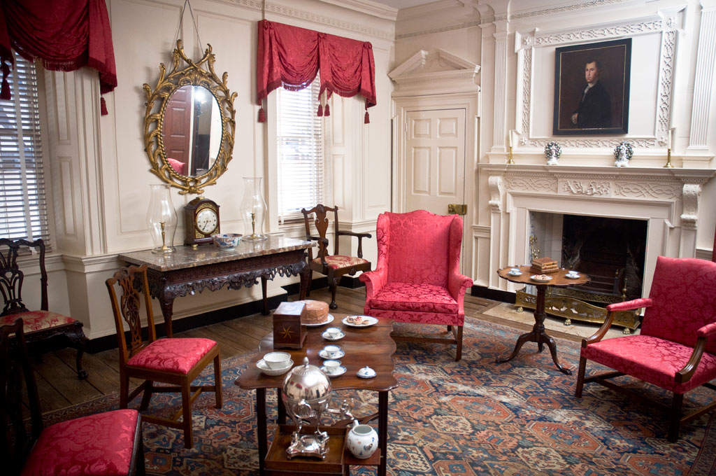 Exclusive Furniture Tour: Heyward Washington House