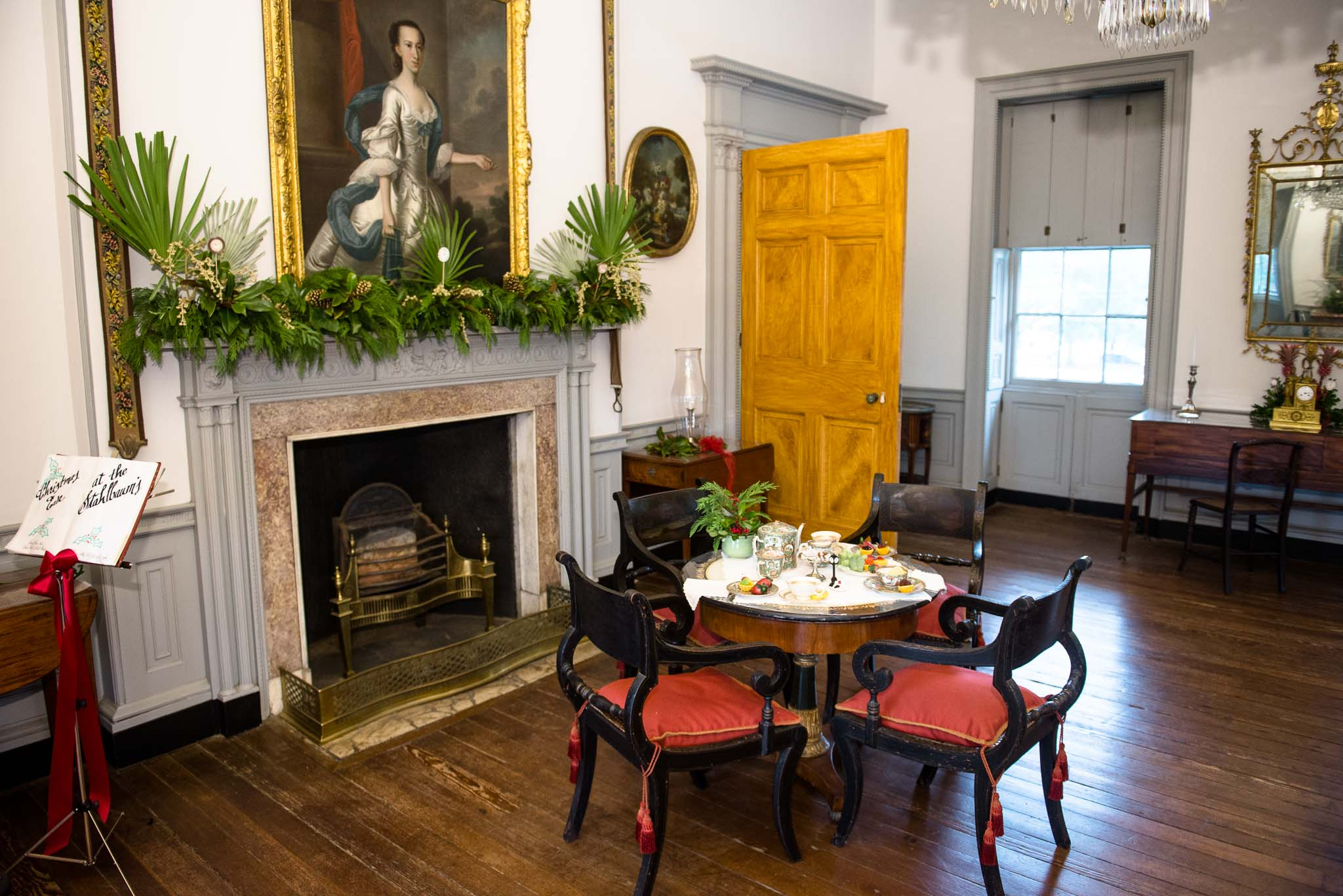 Holiday Open House at the Manigault House