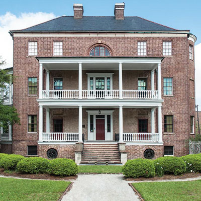Women's History Month Tour at the Joseph Manigault House