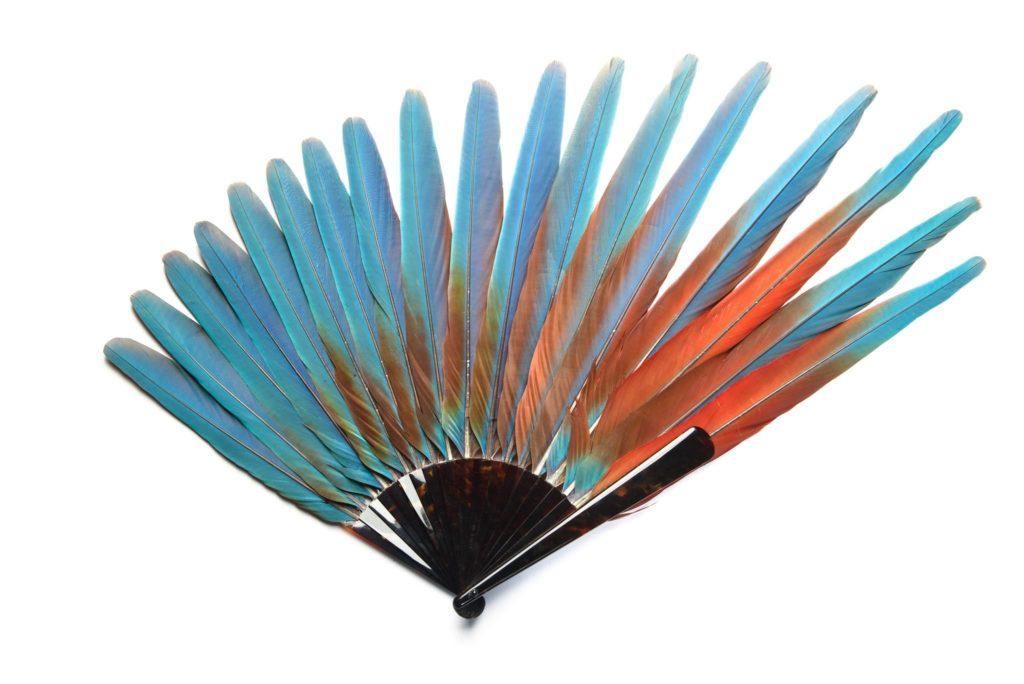 Killer Fashion Blue Fan