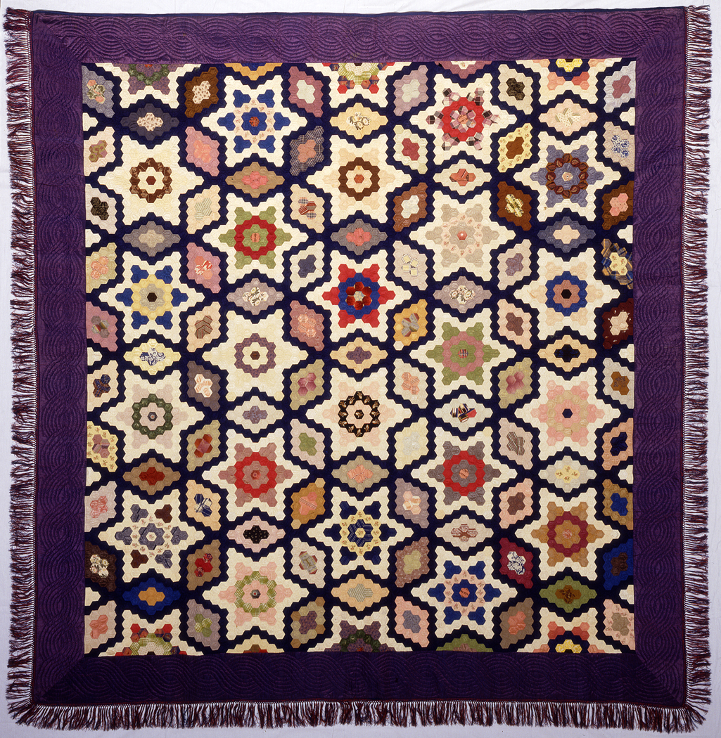 Conversations with a Curator: Historic Textiles Curator Jan Hiester on Geometric Quilts