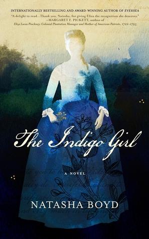 Book Talk with Natasha Boyd, Author of The Indigo Girl