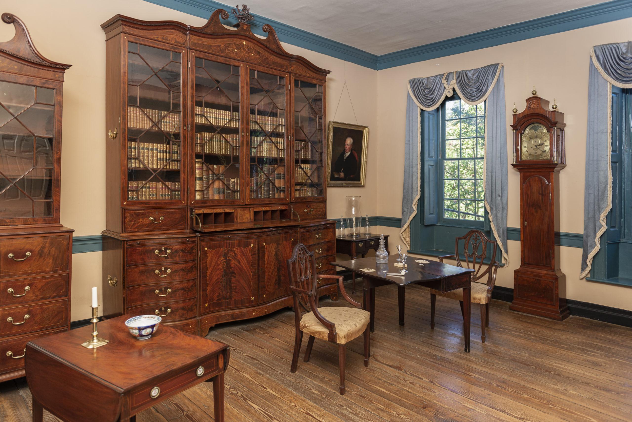 Women's History Tour at the Heyward-Washington House