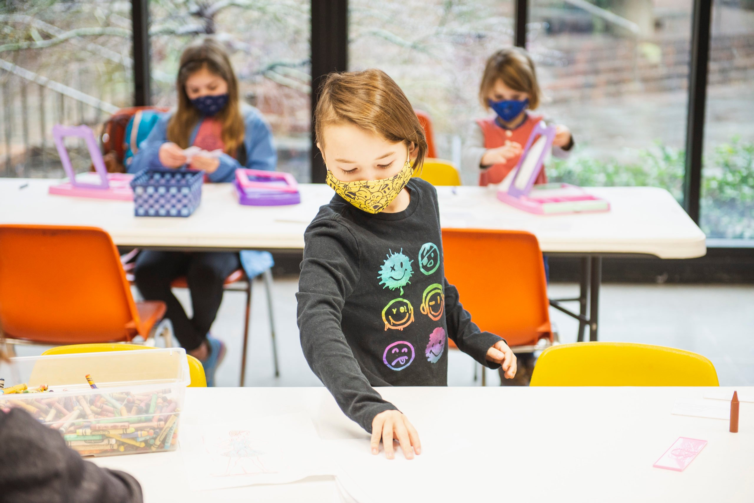 STEAM Explorers with Lowcountry Gifted Minds Camp (Ages 6 – 11)
