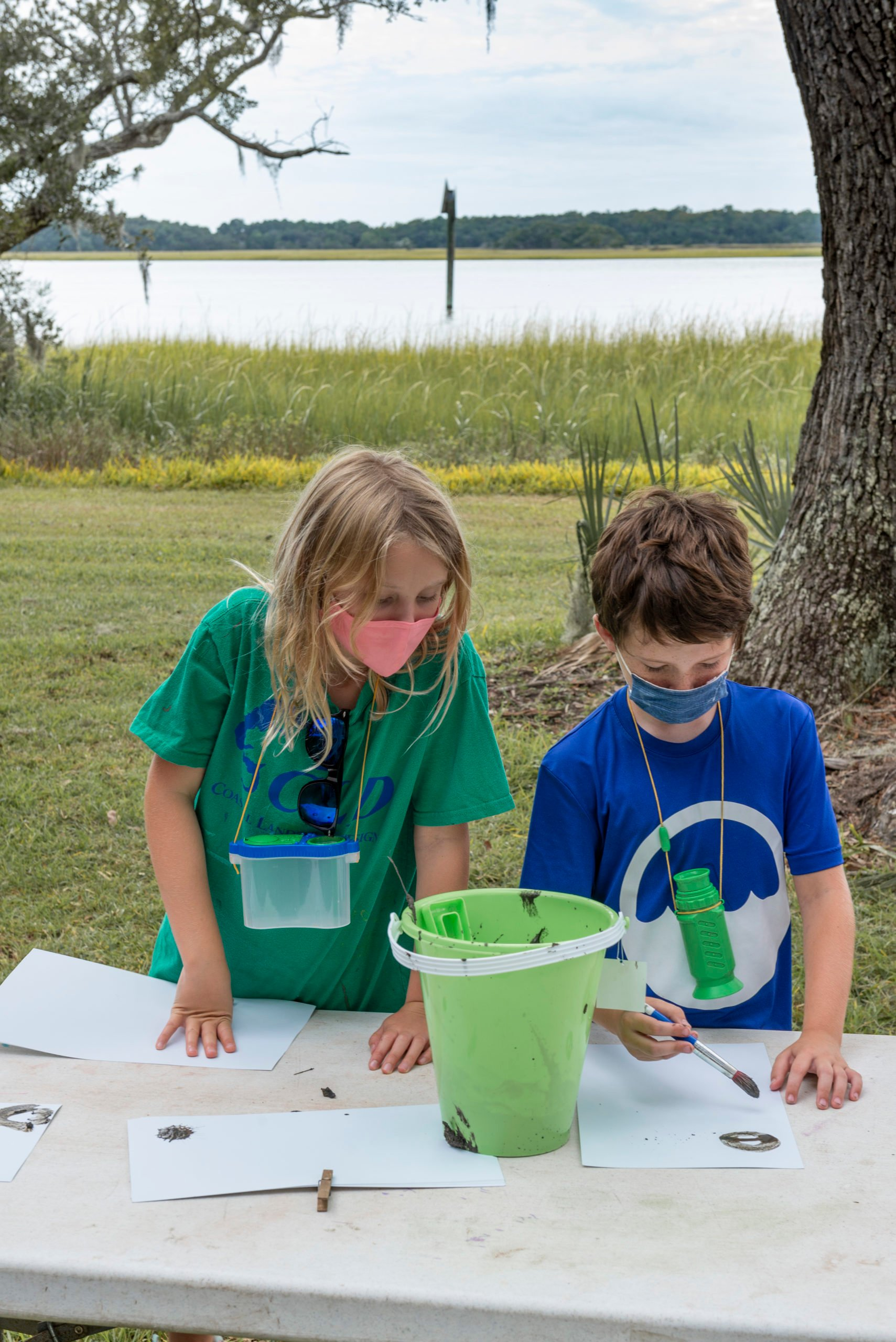 Spring Break Camp at the Dill Sanctuary (Ages 5 - 10)