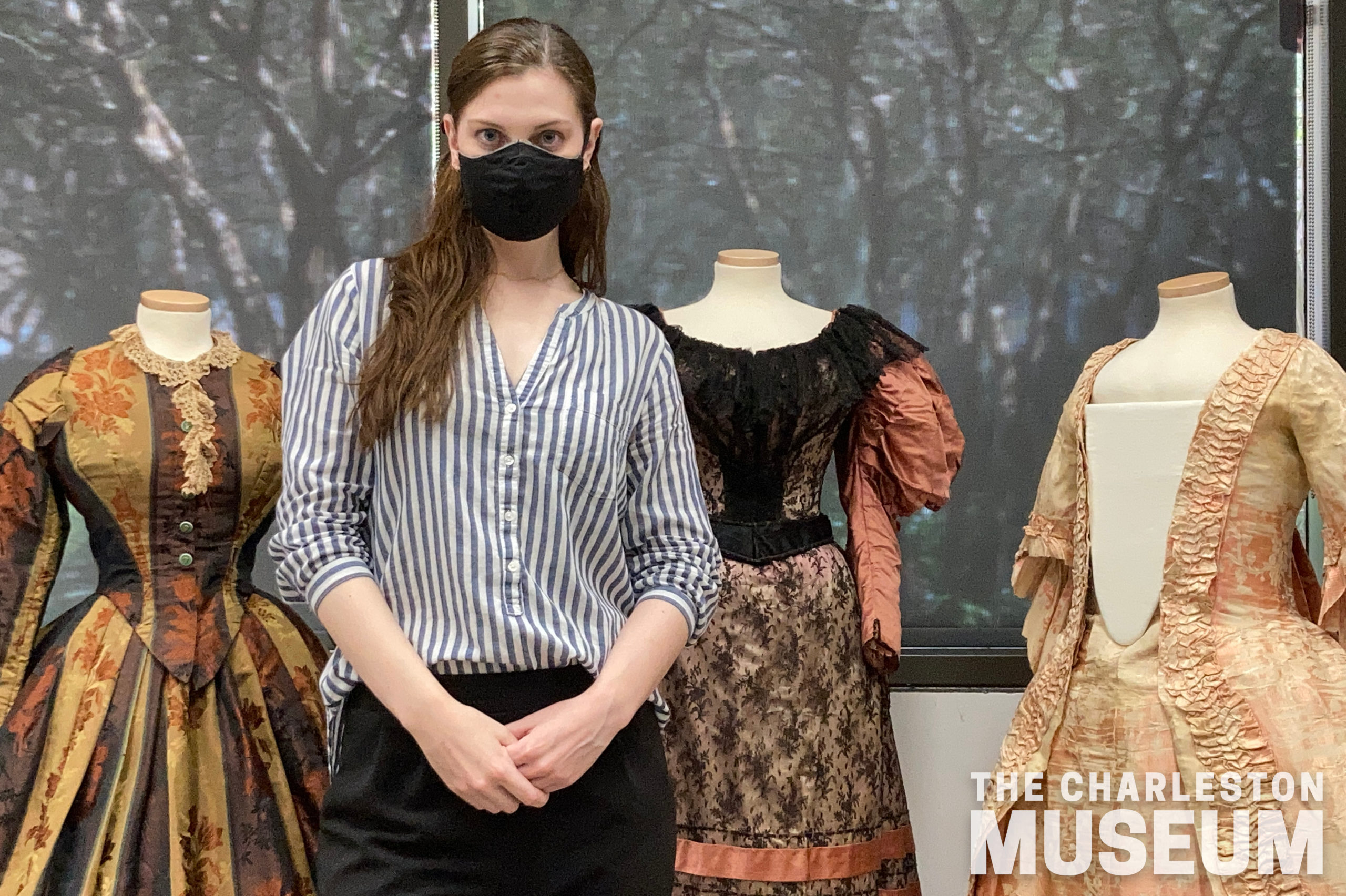 Women Creators: A Special Women's History Month Talk with Curator of Historic Textiles Virginia Theerman