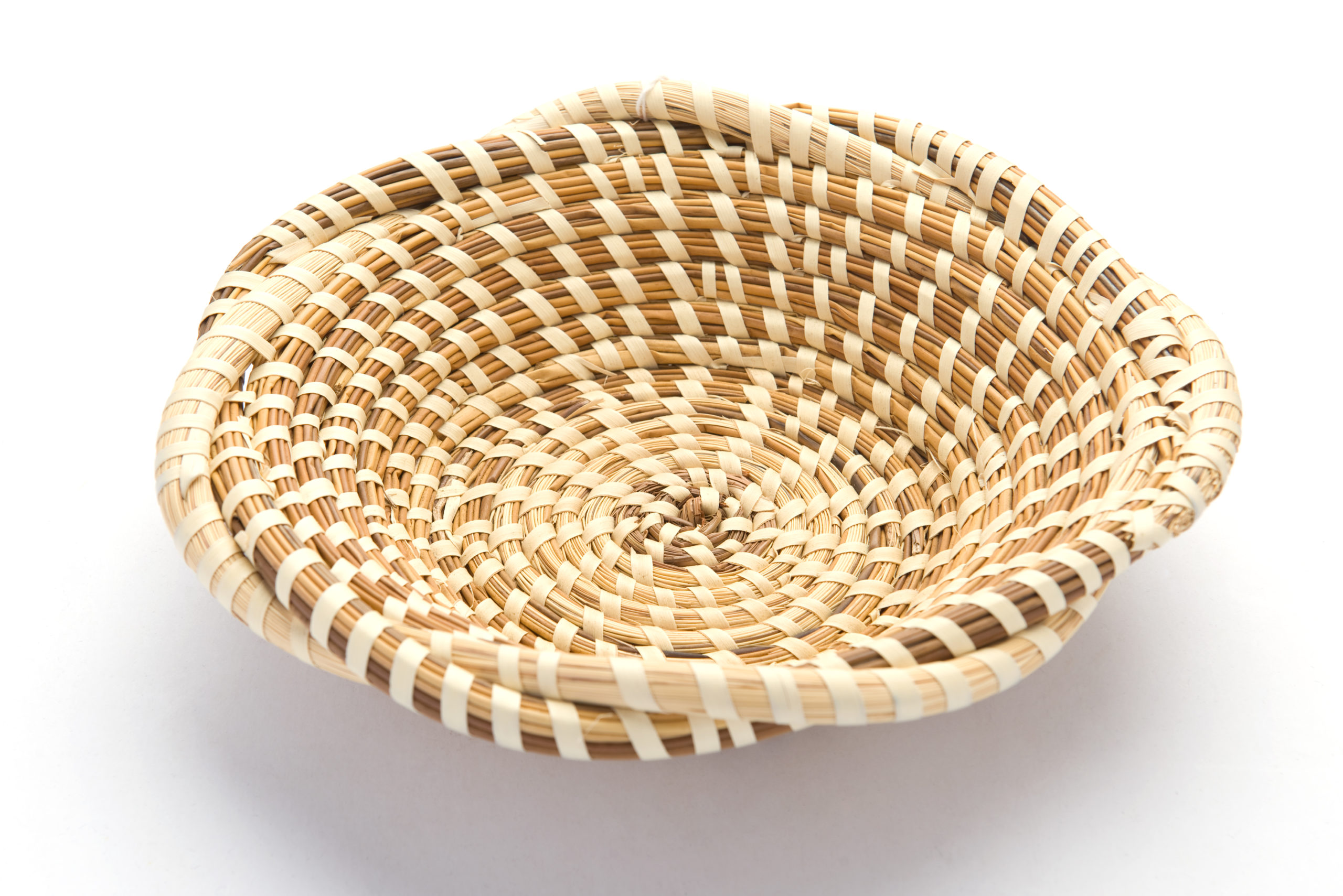 Sweetgrass Basket Weaving Workshop